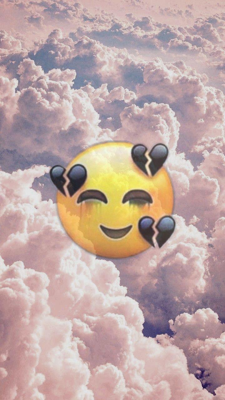 Emoji Iphone 719x1280 Wallpaper Teahub Io