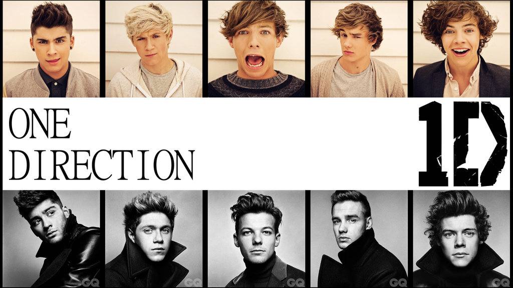 1d, Zayn Malik, And Louis Tomlinson Image - One Direction Wallpaper For Laptop - HD Wallpaper