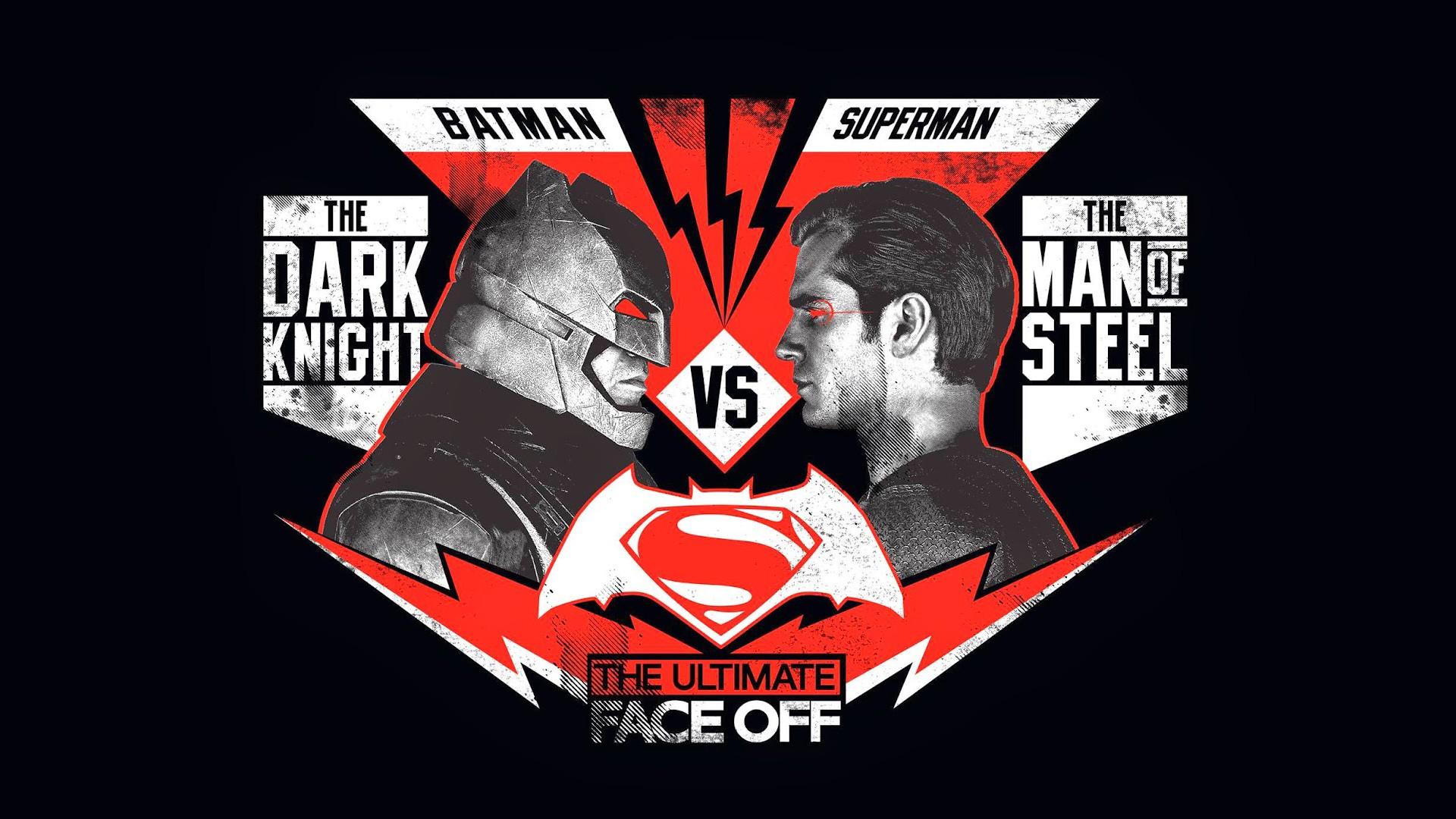 Batman V Superman Hd 4k - HD Wallpaper