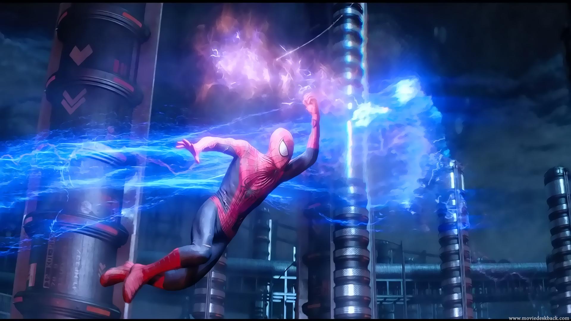 Amazing Spider Man 2 Hd Background Amazing Spider Man - Amazing Spider Man 2 Обои - HD Wallpaper