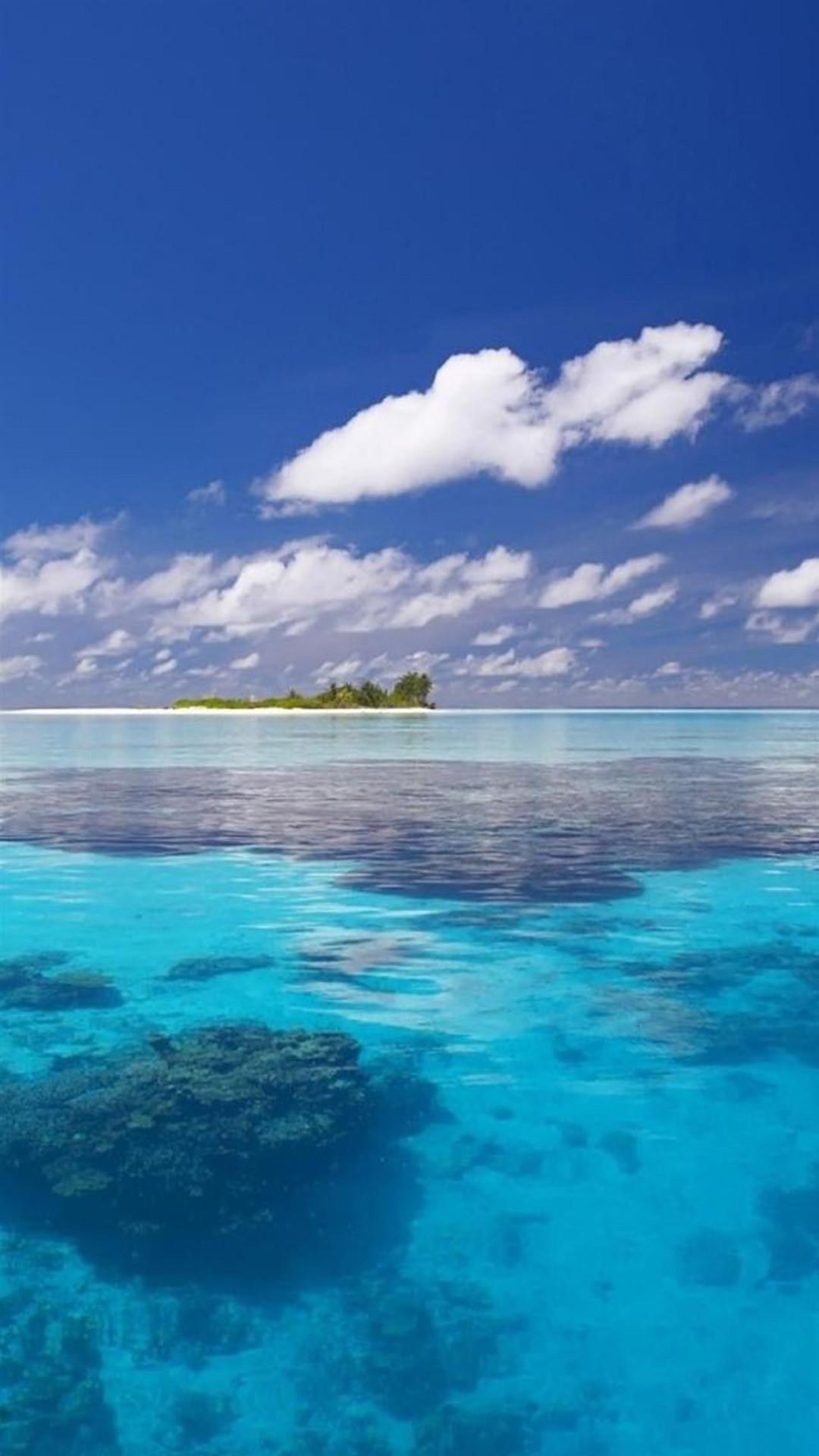 Samsung Galaxy S5 Live Wallpaper Wallpapersafari - Crystal Clear Barbados Water - HD Wallpaper