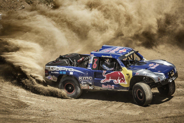 Red Bull Trophy Truck Racing 1500x1000 Wallpaper Teahub Io