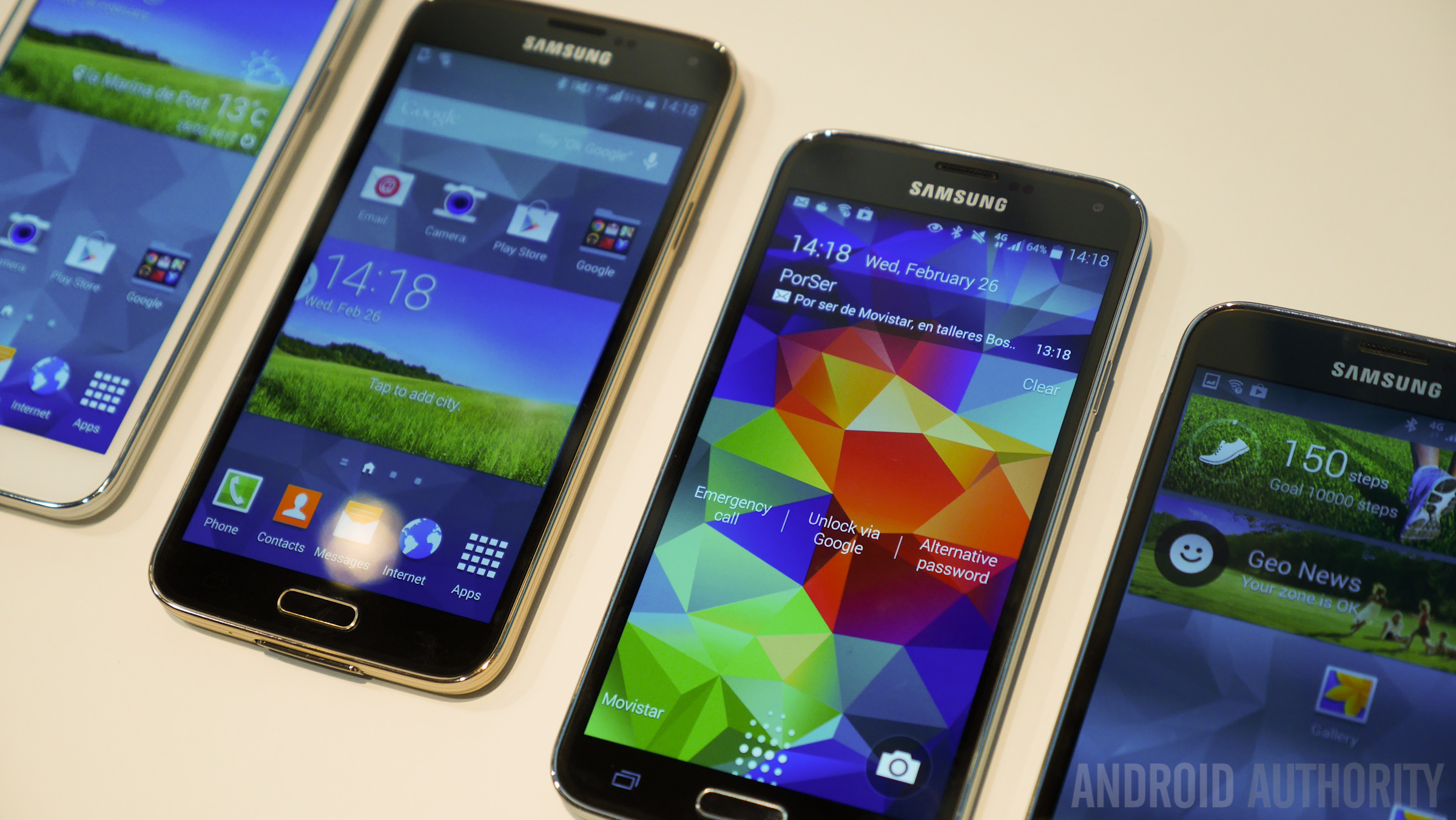 Mwc Samsung Galaxy S5 Live Wallpaper - Samsung Galaxy - HD Wallpaper