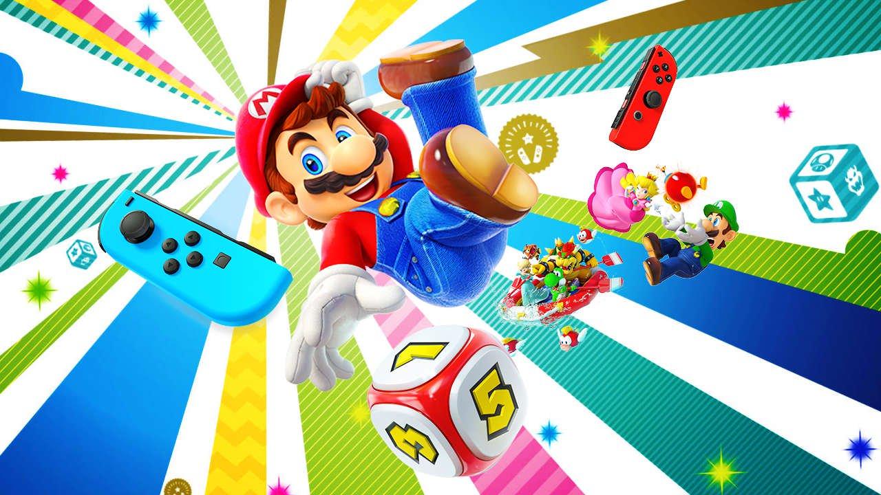 Super Mario Party Switch 1280x720 Wallpaper Teahub Io