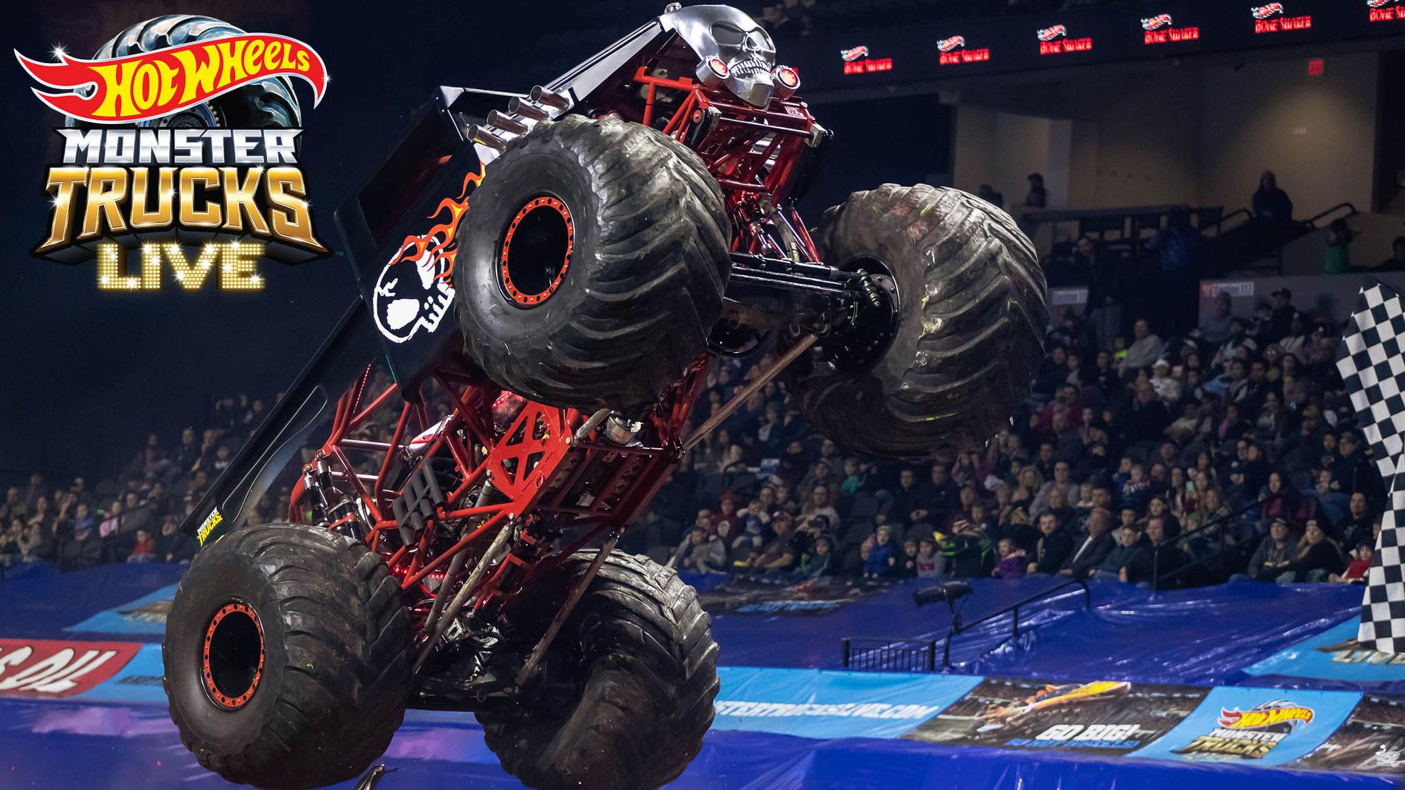 Hot Wheels Monster Trucks Live Uk 2048x1152 Wallpaper Teahub Io