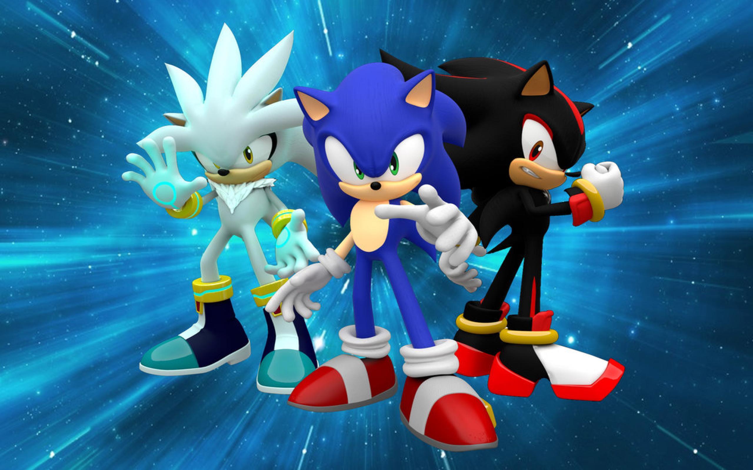 Sonic Shadow Wallpaper 4k Sonic The Hedgehog 2560x1600 Wallpaper Teahub Io