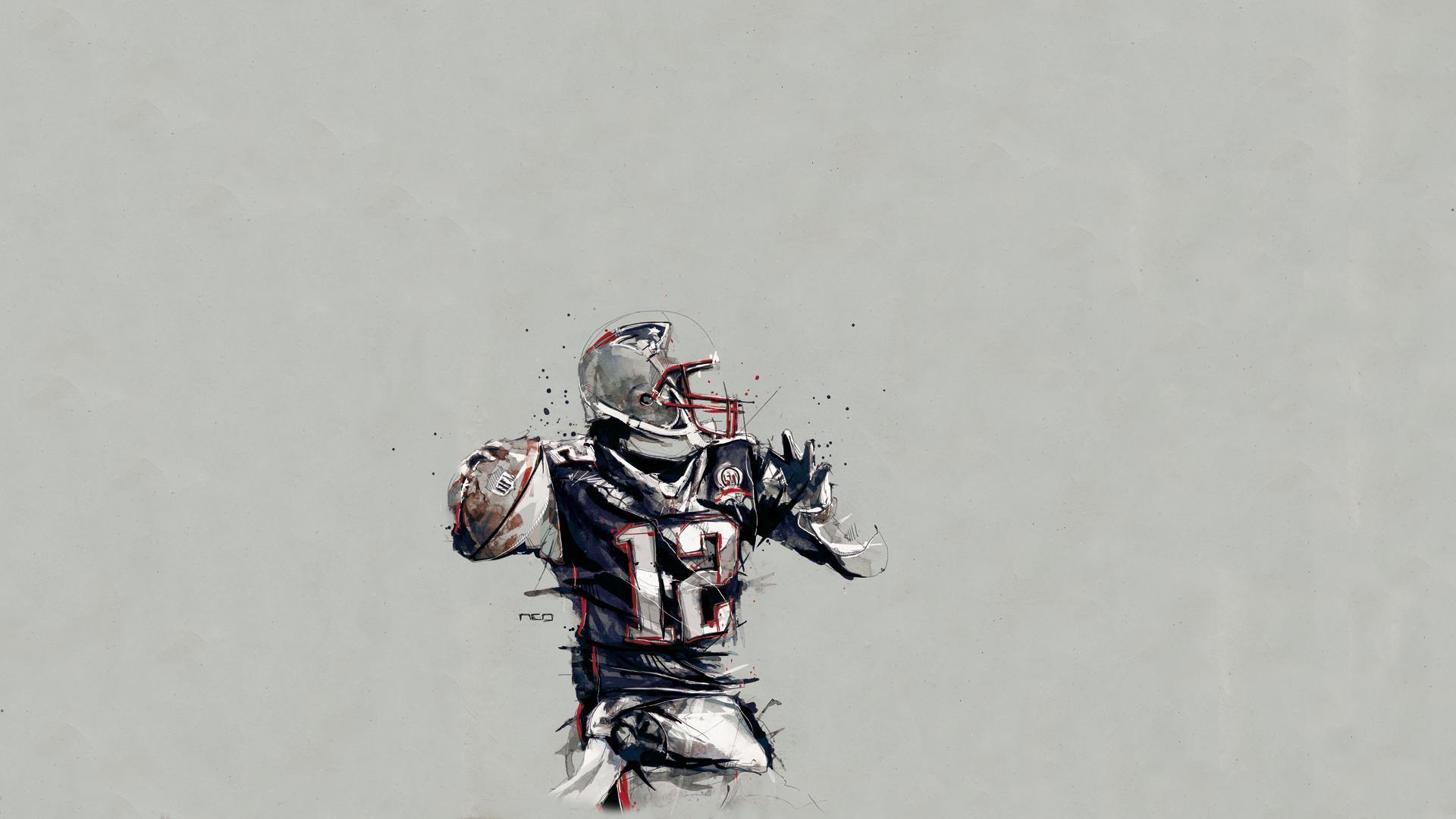 New England Patriots Schedule Hd Desktop Wallpaper - New England Patriots Tom Brady Wallpaper Hd - HD Wallpaper