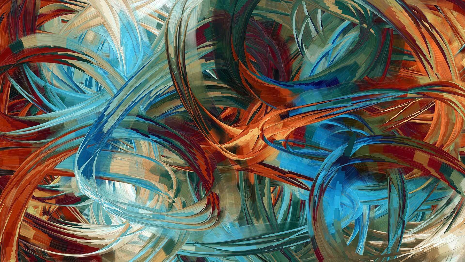 Famous Painting Wallpaper Image Picture Amazing Wallpaperz - Generative Art - HD Wallpaper