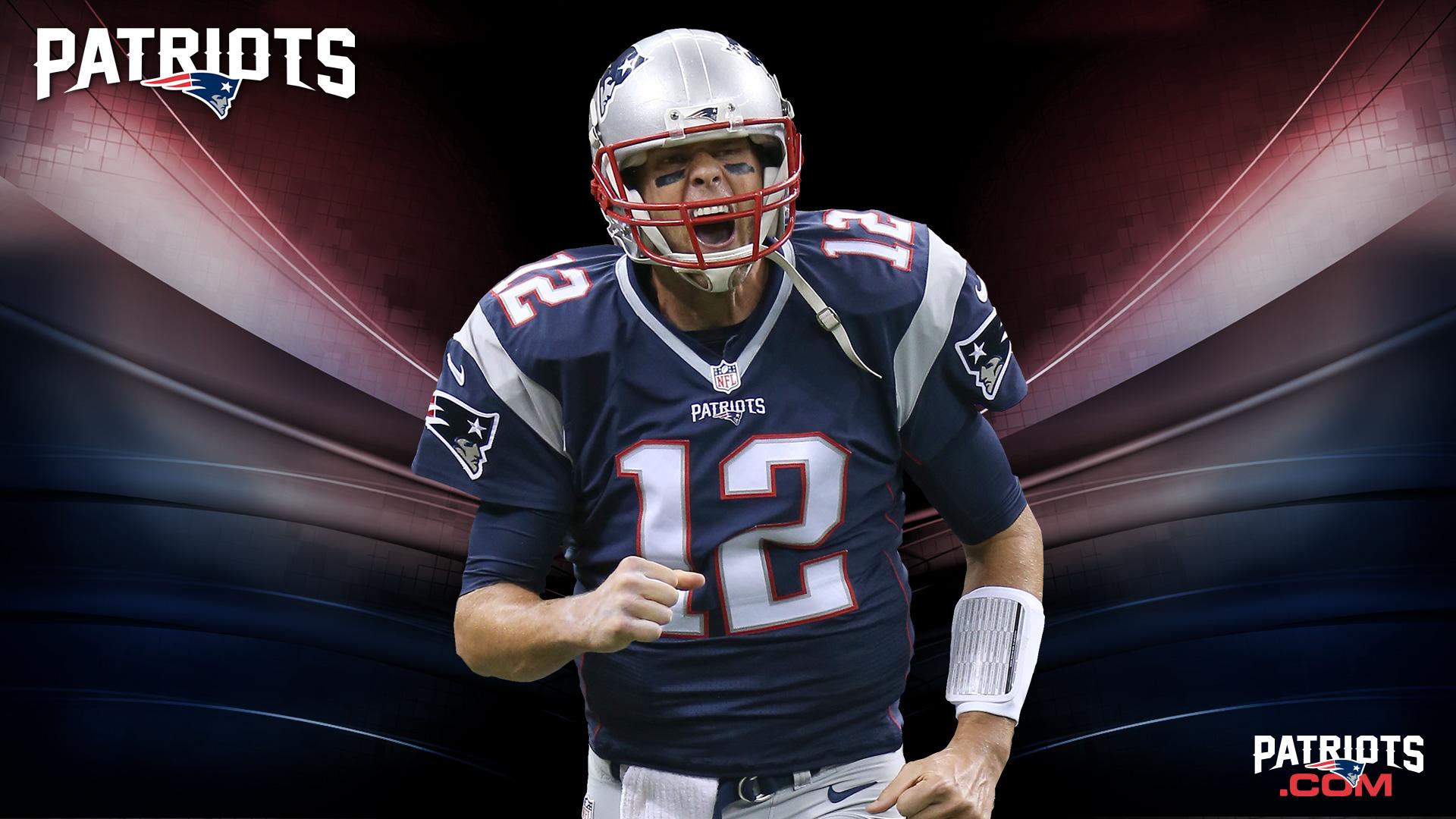 New England Patriots 2017 18 - HD Wallpaper
