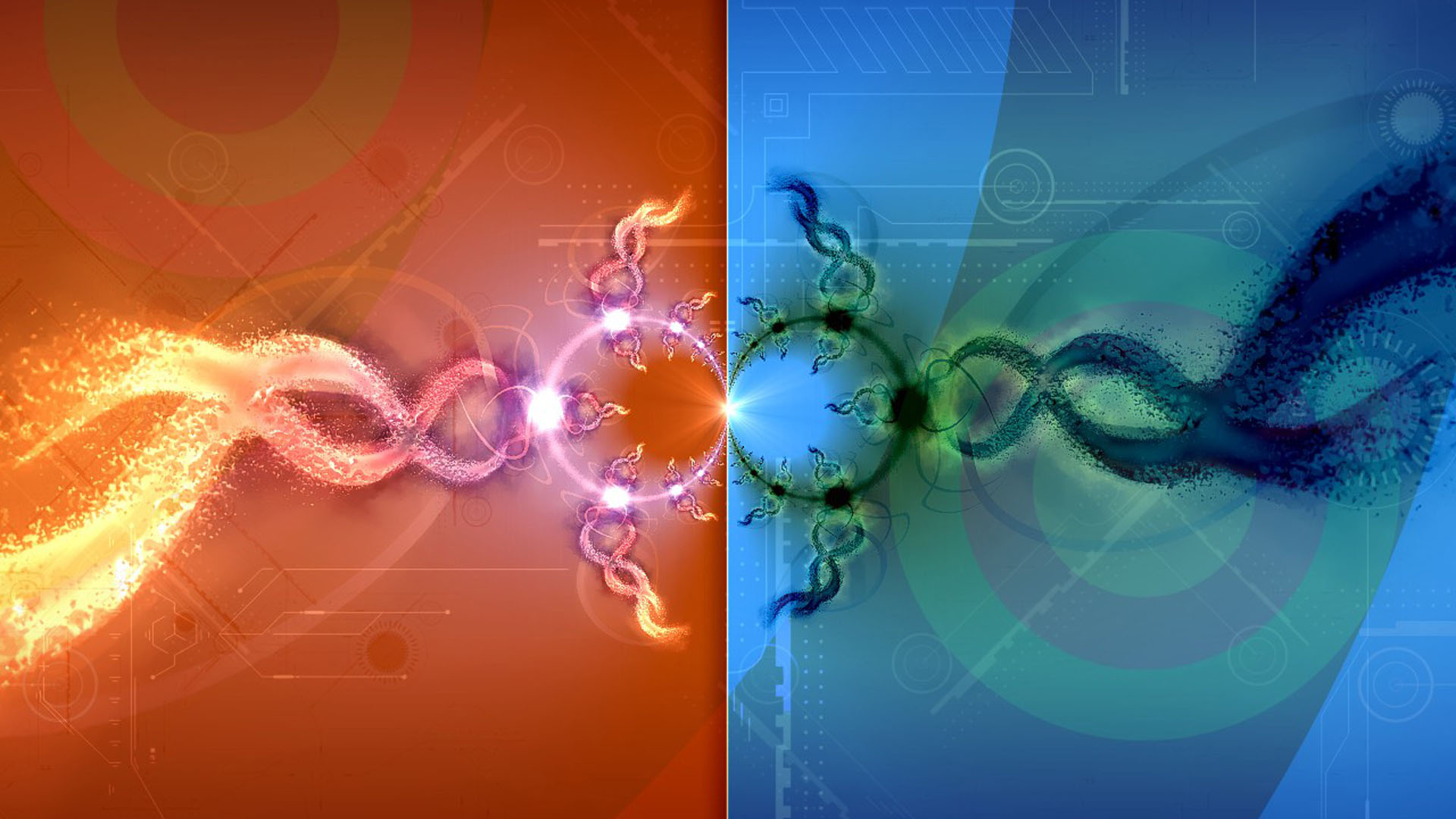 Collection Of Dual Screen Wallpaper Hd On Hdwallpapers Dual Monitor Wallpaper 1366x768 Hd 1920x1080 Wallpaper Teahub Io