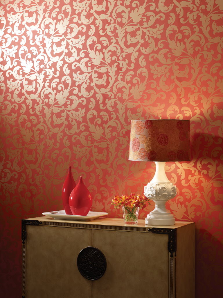 Metallic Wall Paint Design 768x1024 Wallpaper Teahub Io