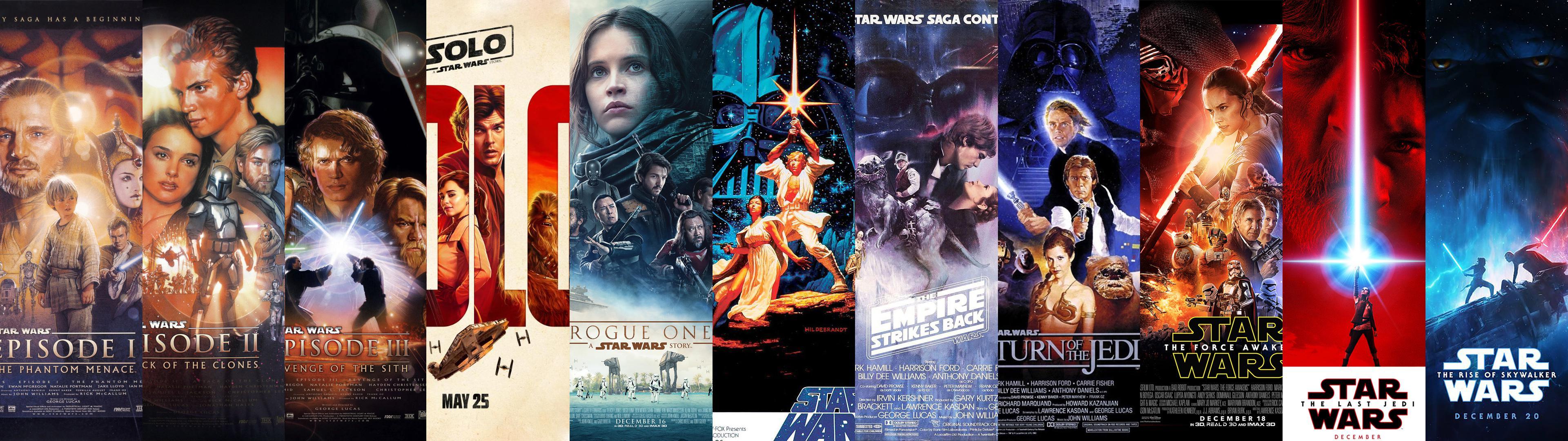 Star Wars Episode 3840x1080 Wallpaper Teahub Io