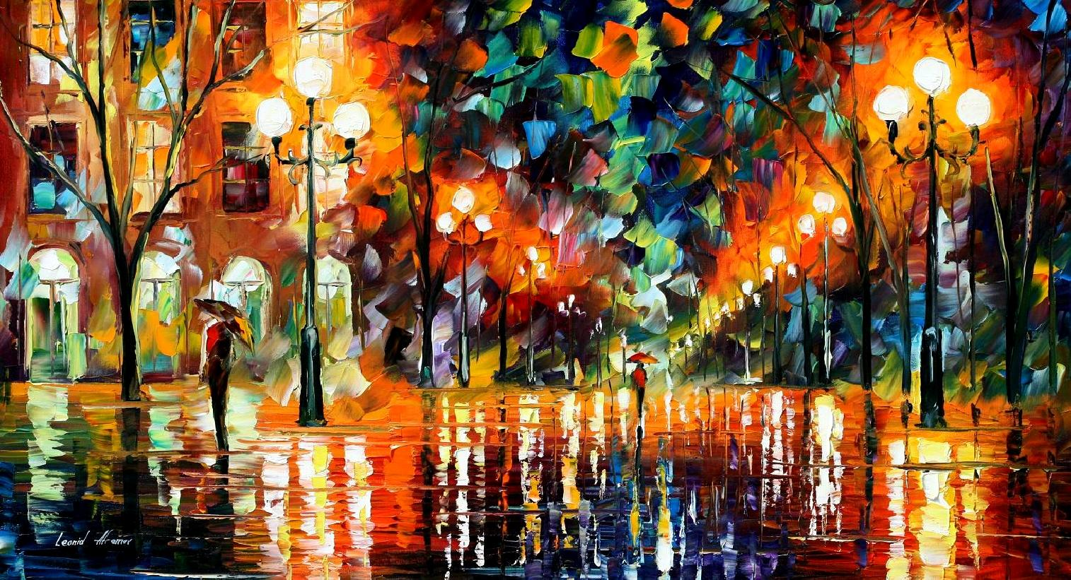 Famous Abstract Paintings Hd - HD Wallpaper