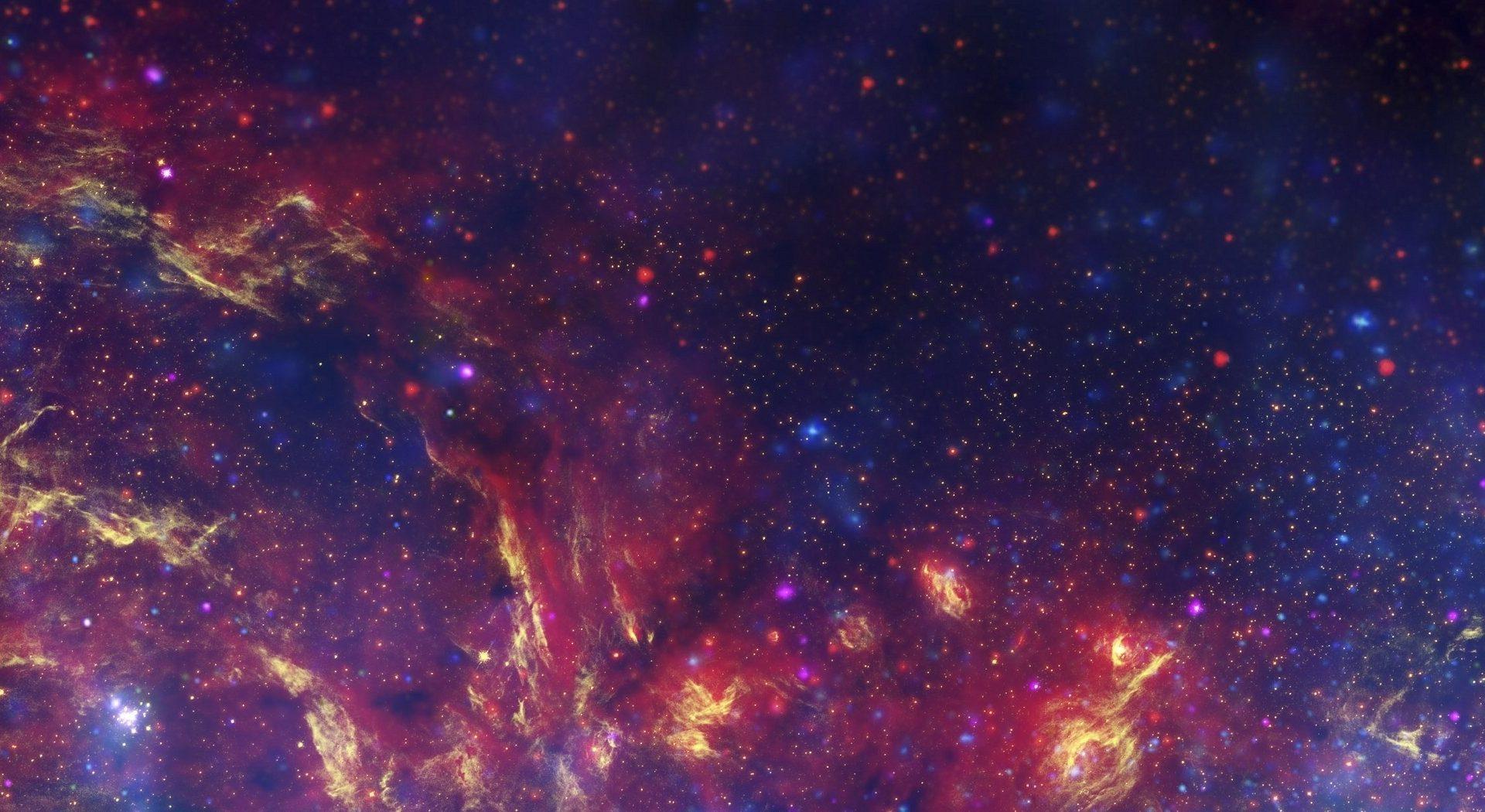 Space Wallpaper 21 9 1920x1050 Wallpaper Teahub Io