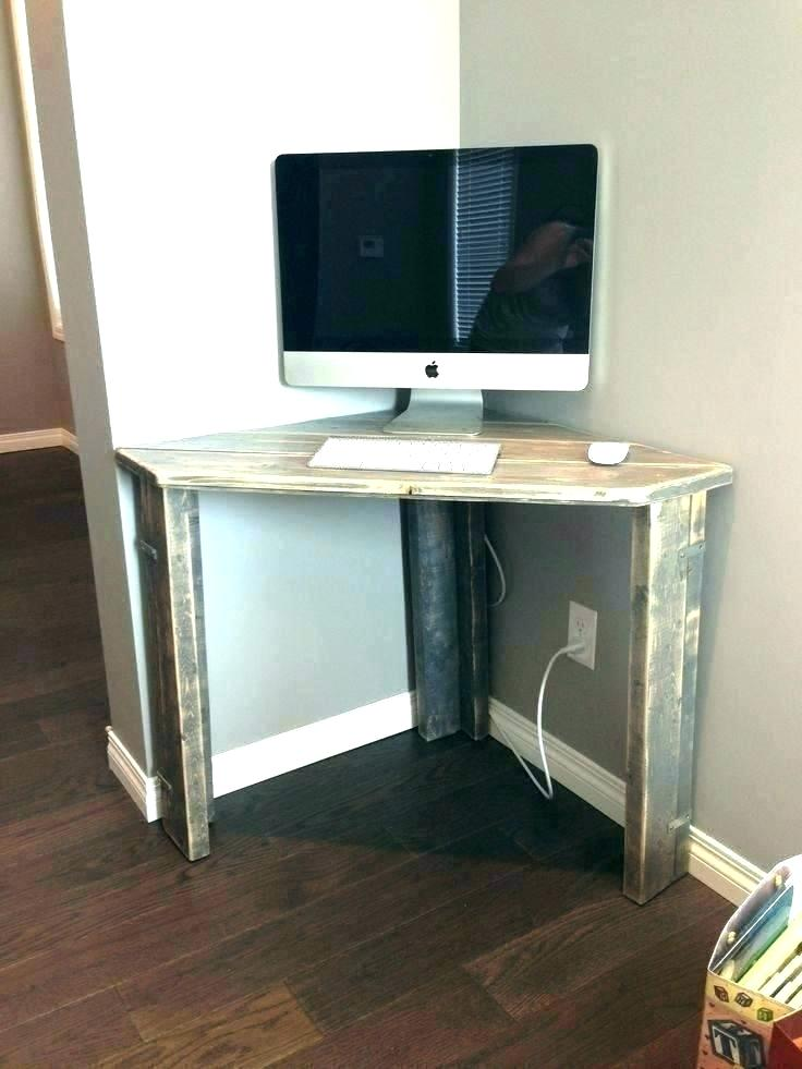 Unique Desks Unique Desktop Wallpaper Hd Unique Computer Diy Triangle Corner Desk 736x981 Wallpaper Teahub Io
