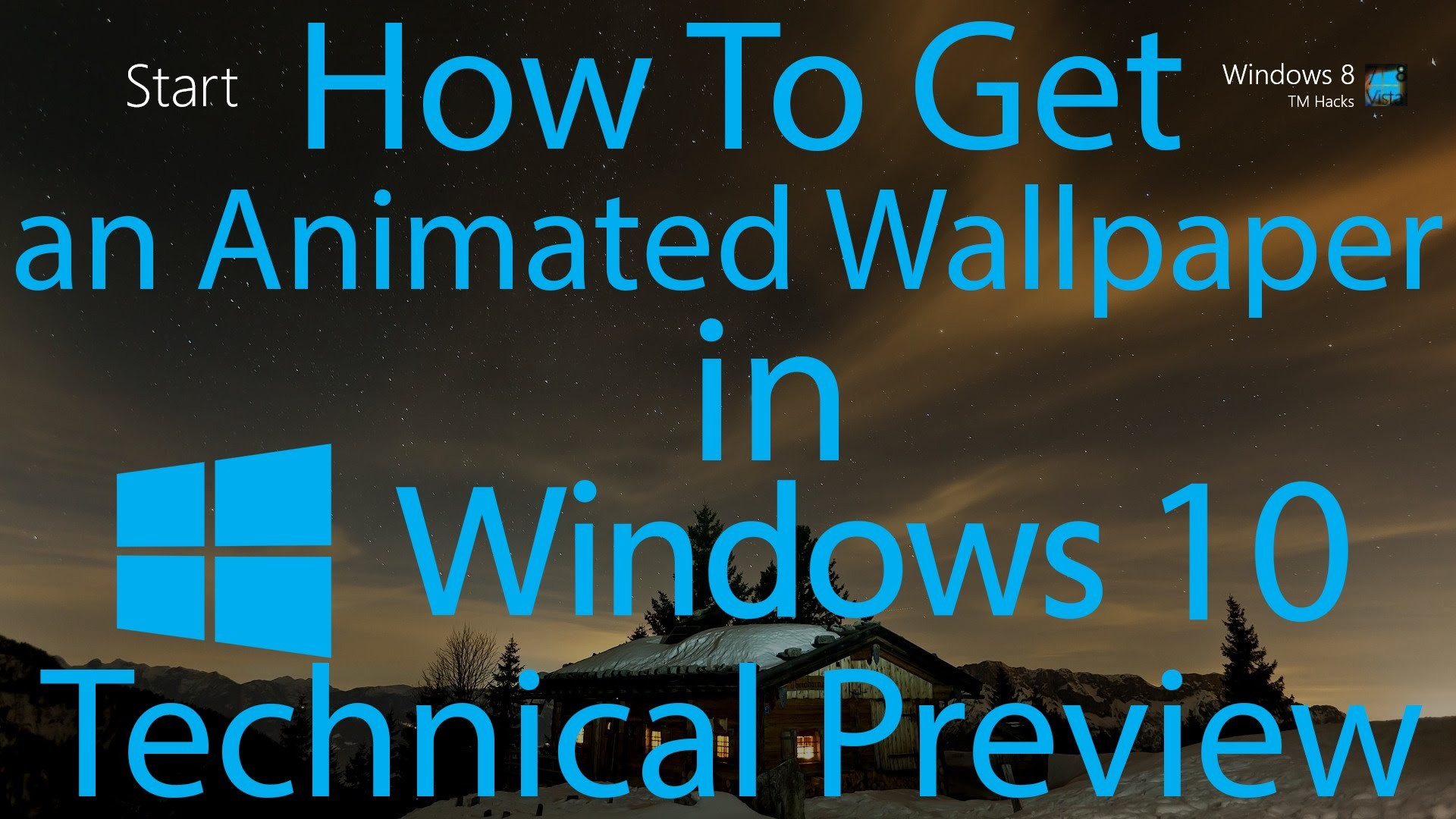 How To Have An Animated Wallpaper In Windows 10 Technical Moving Wallpapers For Desktop For Windows 10 1920x1080 Wallpaper Teahub Io