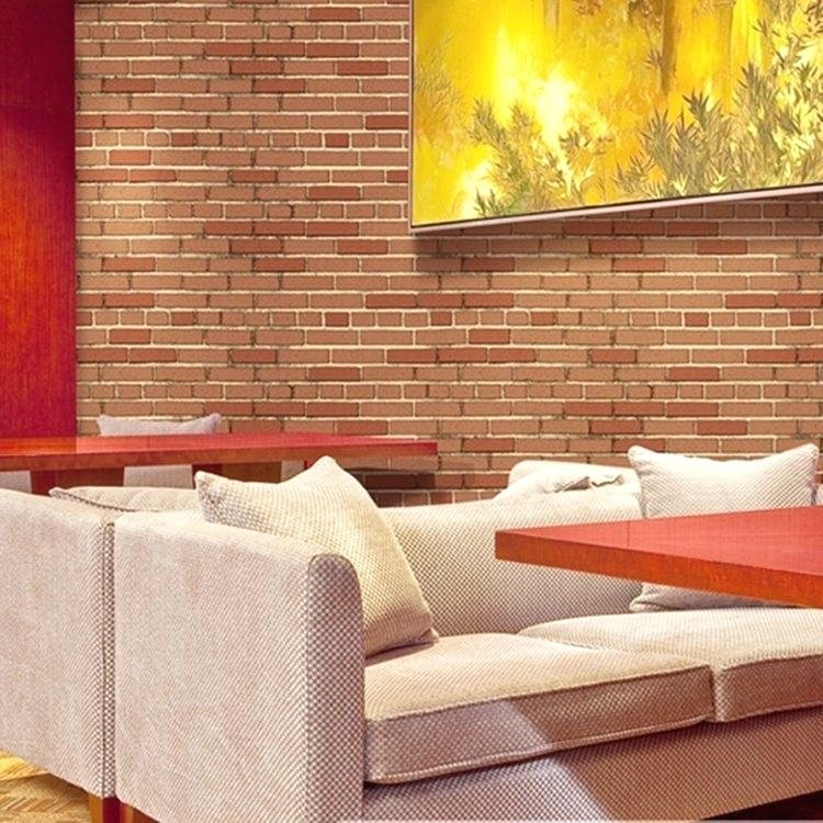 Wallpaper Design For Wall China Hot Selling Brick New - Brick Design Wall Paper - HD Wallpaper