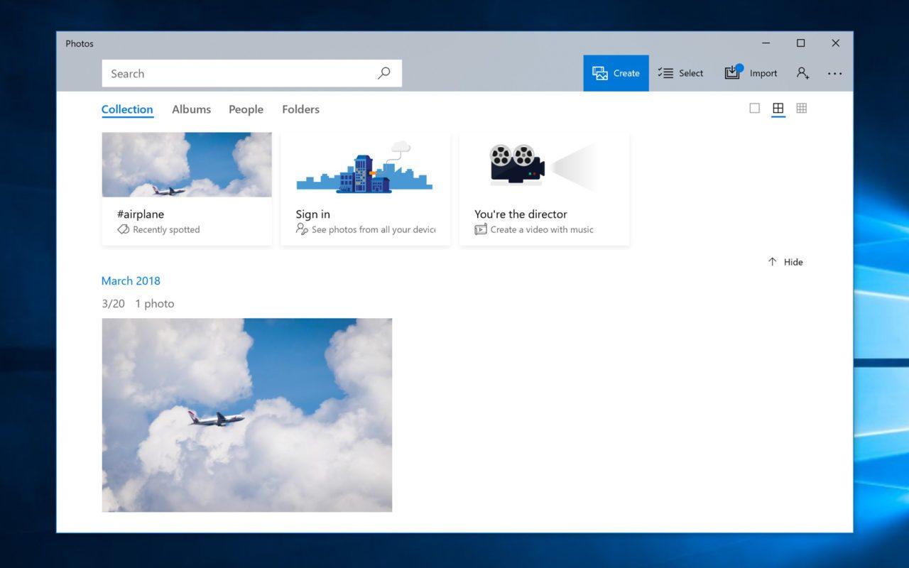Windows 10 Photos Library Light Mode - Light Mode Windows 10 - HD Wallpaper