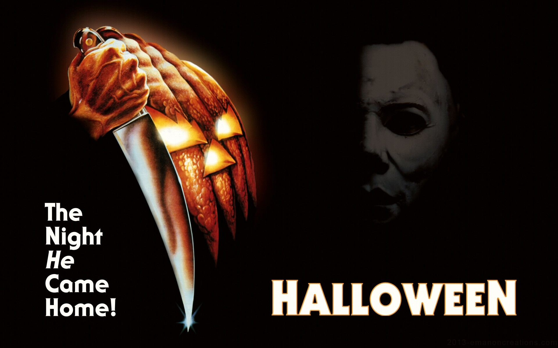 You Can View, Download And Comment On Halloween Movie - Halloween Movie Poster - HD Wallpaper
