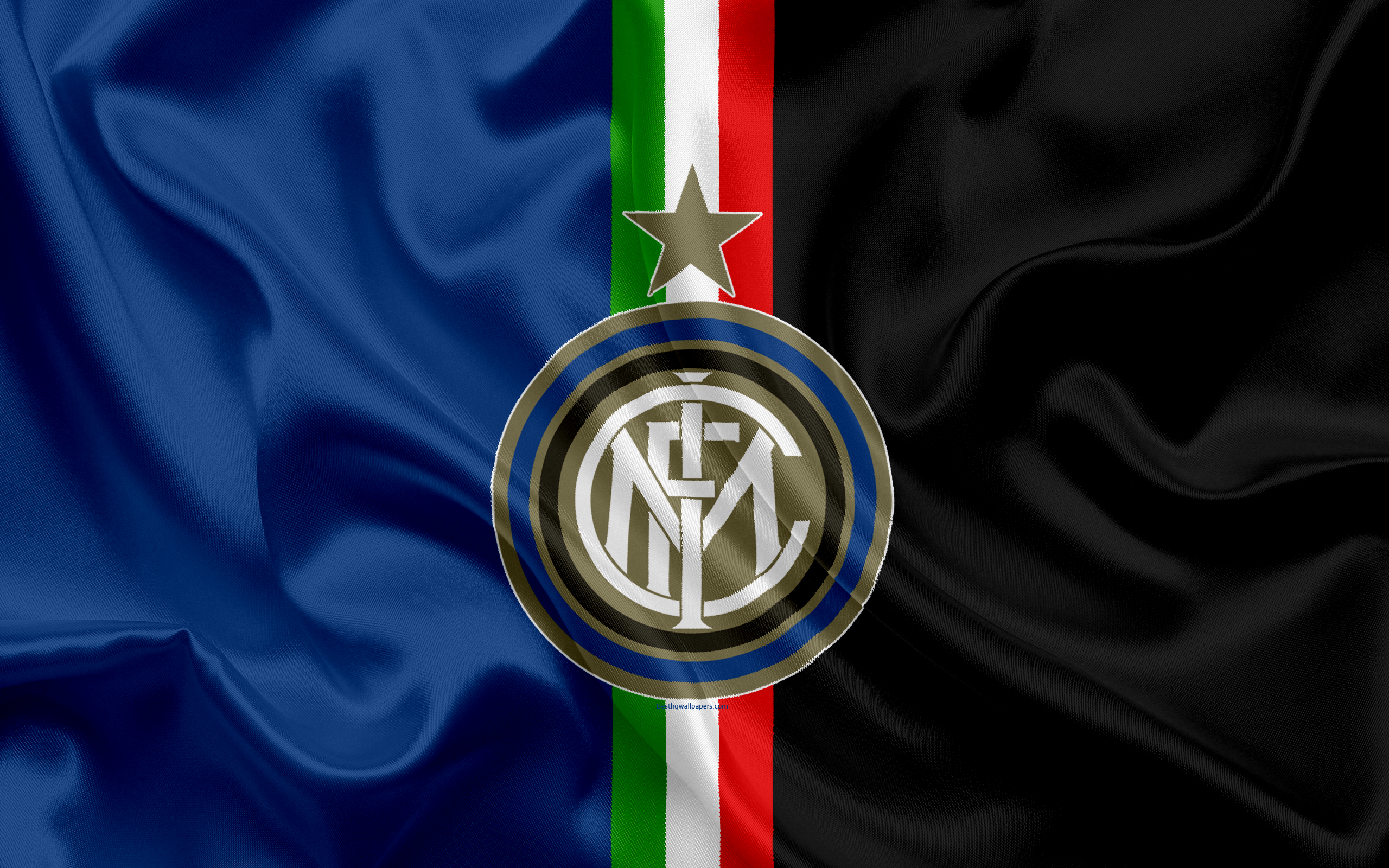 Inter Milan Football Serie A Italy Emblem Of Internazionale Desktop Hd Inter Milan 2560x1600 Wallpaper Teahub Io