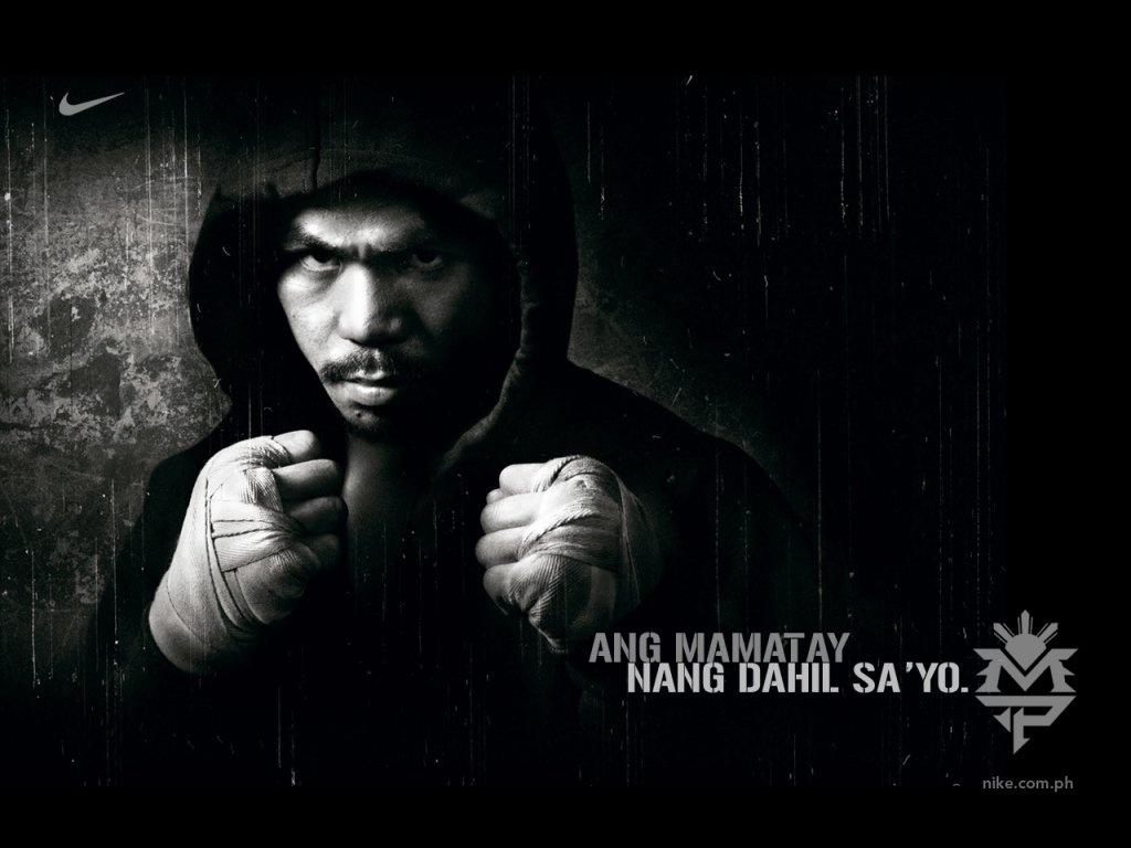 Manny Pacquiao Nike Ads 1024x768 Wallpaper Teahub Io