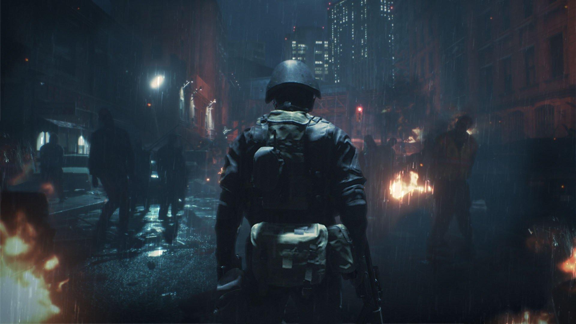 Resident Evil 2 Remake 4th Survivor 1920x1080 Wallpaper Teahub Io