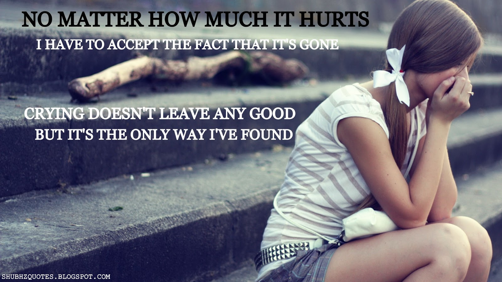Alone Sad Girl Quotes Image, Hq Backgrounds - Quotes On A Lonely Girl - HD Wallpaper