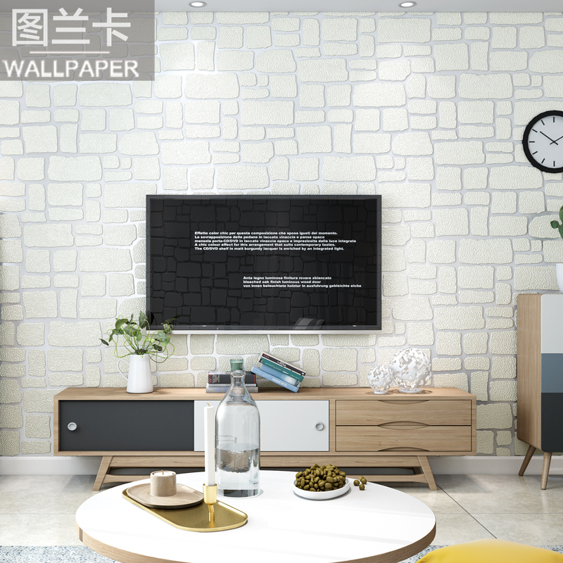 White Brick Wall For Tv Room 800x800 Wallpaper Teahub Io