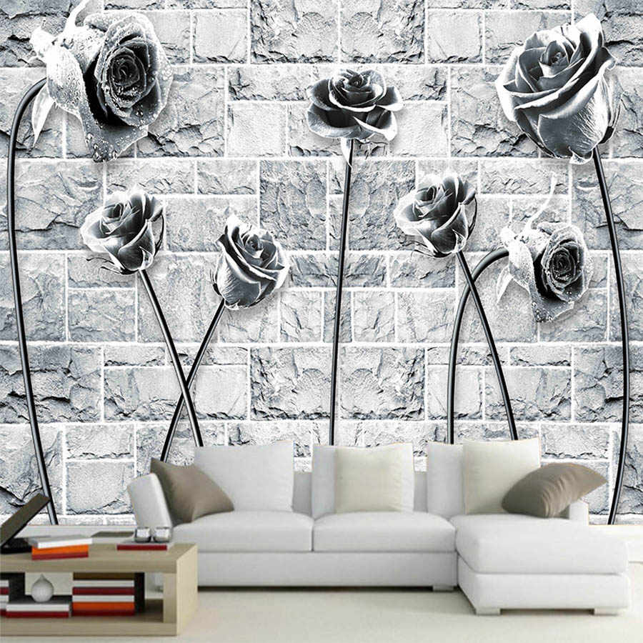 3d Wallpaper For Living Room Window - HD Wallpaper