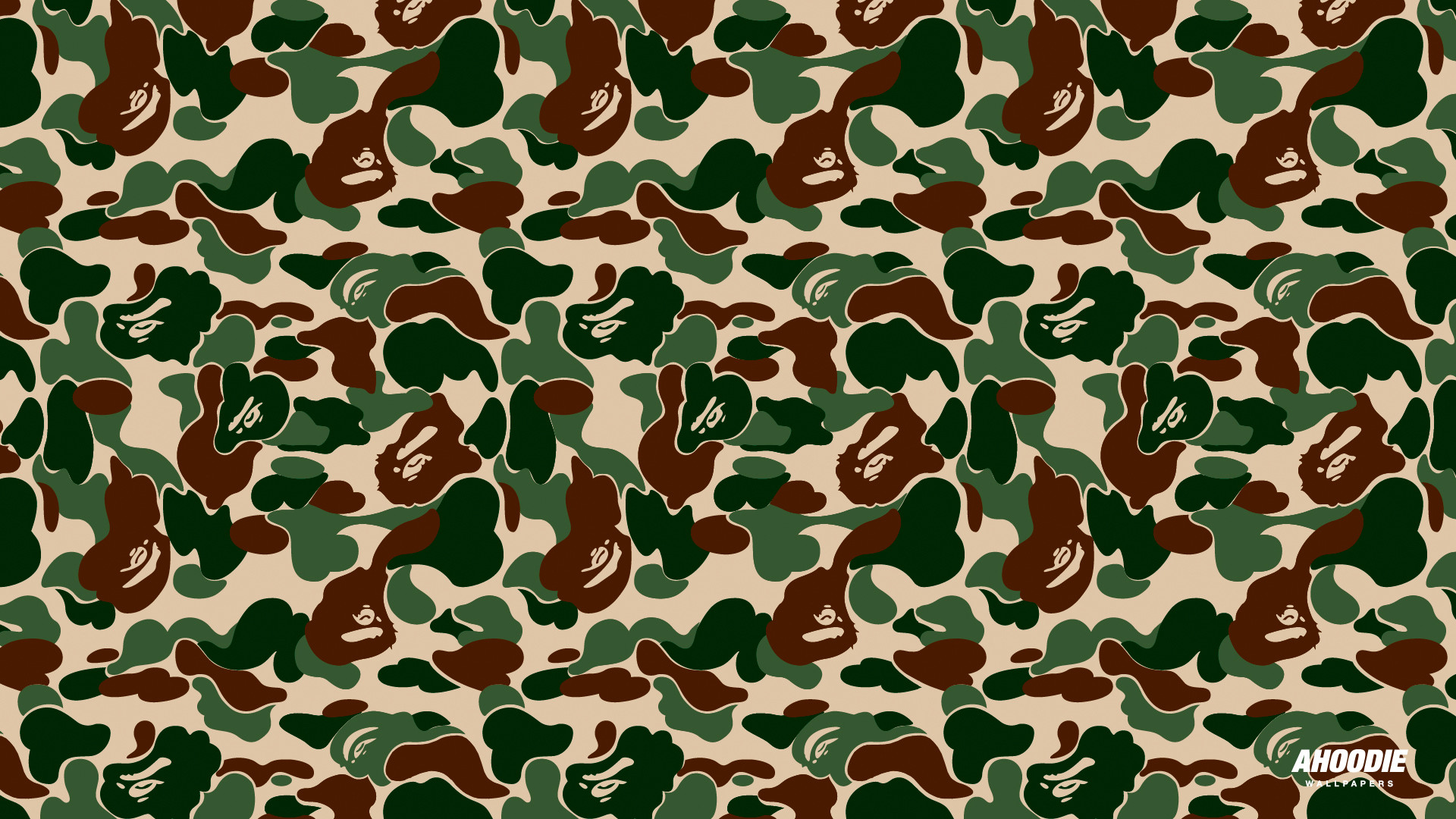 Bape - Bape Camo Wallpaper Hd - HD Wallpaper