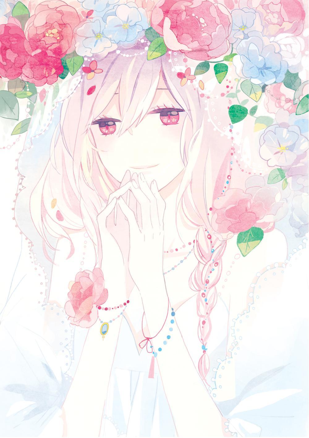Pastel Anime Girl Wallpaper Aesthetic Cute Pastel Anime Girl 1000x1417 Wallpaper Teahub Io