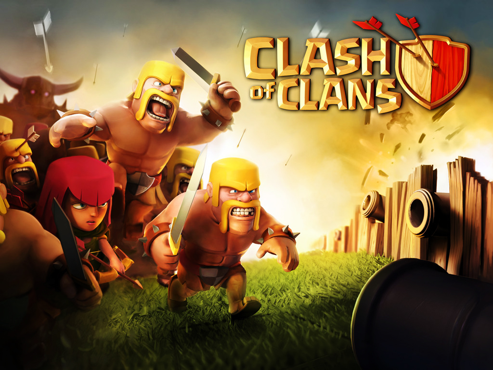 Clash Clans Wallpapers All Coc Loading Screens