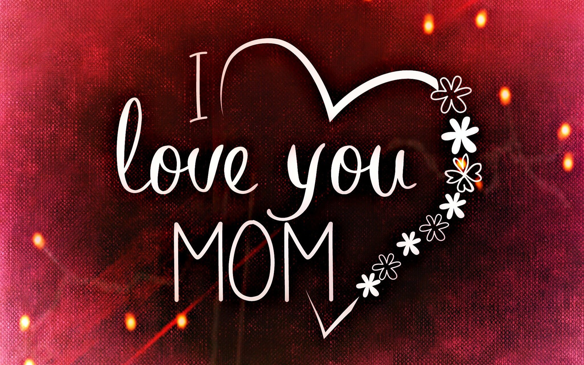 1920x1200, I Love You Mom And Dad Hd Wallpaper I Love - Ma I Love You - HD Wallpaper