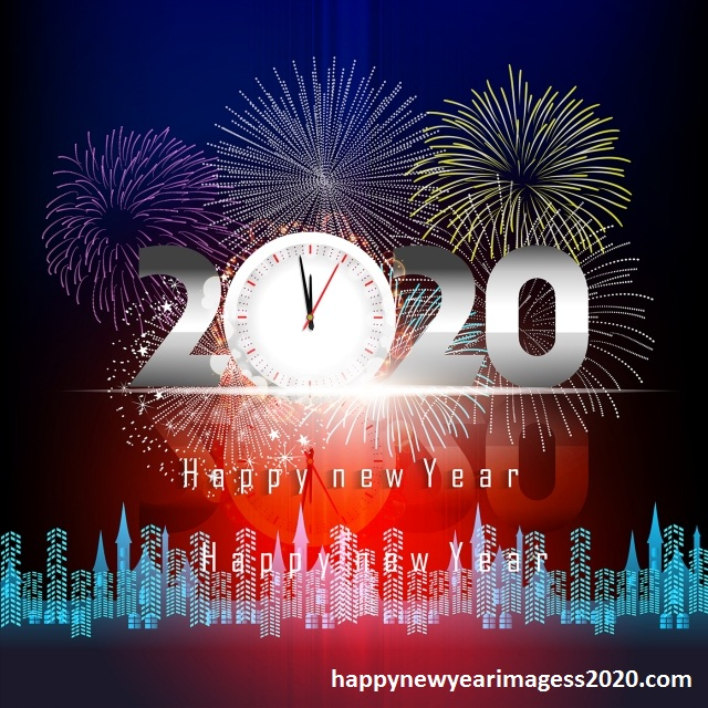 Happy New Year 2020 Images Wallpapers Greetings Photo - Happy New Year 2020 - HD Wallpaper