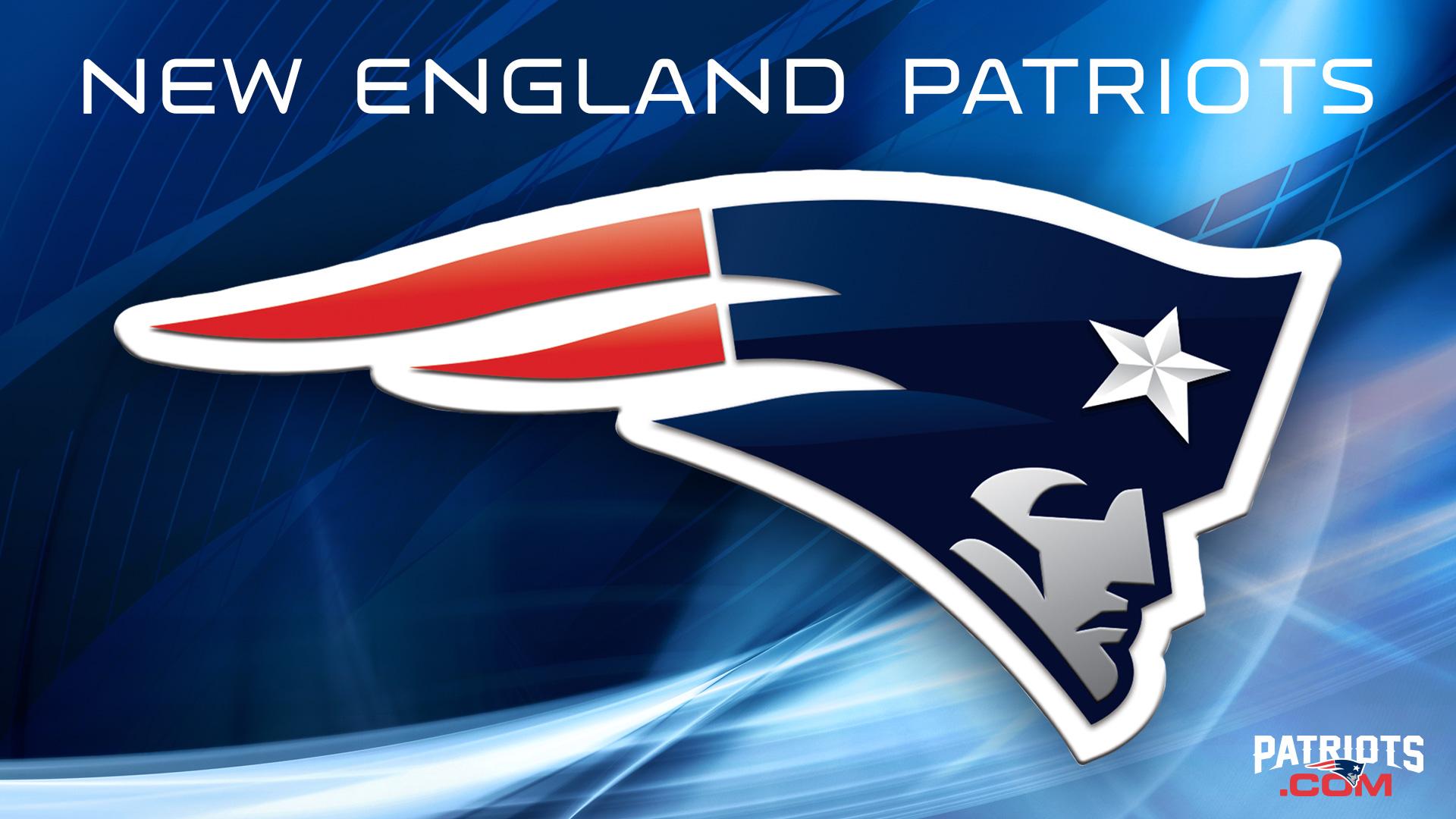 New England Patriots Logo 2017 - HD Wallpaper