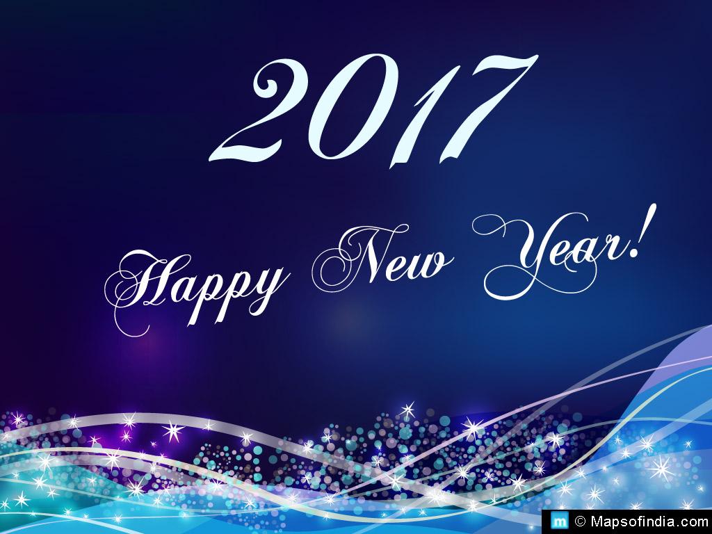 Happy New Year Wallpaper-9 - New Happy New Year - HD Wallpaper