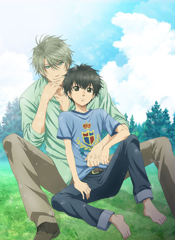 Super Lovers 600x823 Wallpaper Teahub Io