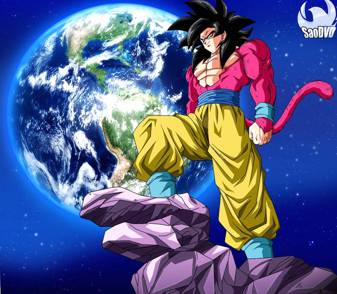 Goku Ssj4 Wallpapers Hd Quality - Goku Ssj4 Wallpaper Hd - HD Wallpaper