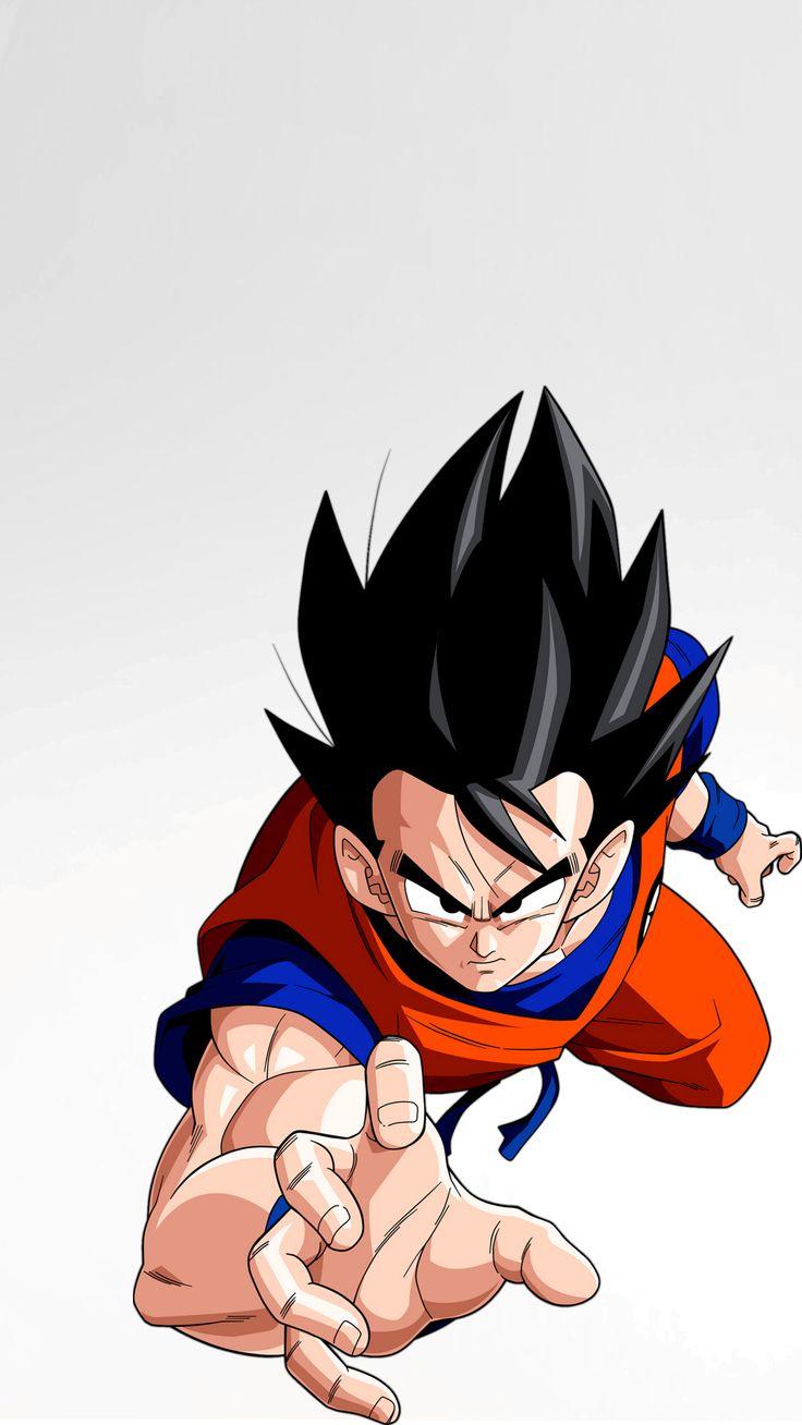 Dragon Ball Z Iphone Wallpaper Group - Dragon Ball Z Goku Wallpaper Iphone - HD Wallpaper