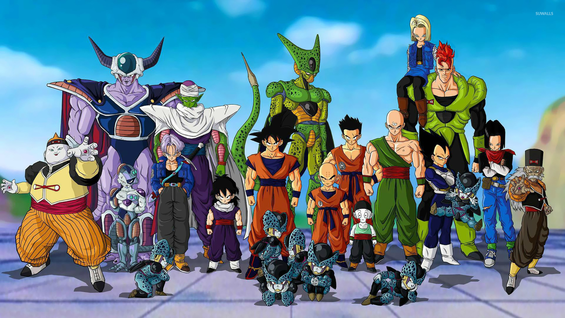 Dragon Ball - HD Wallpaper