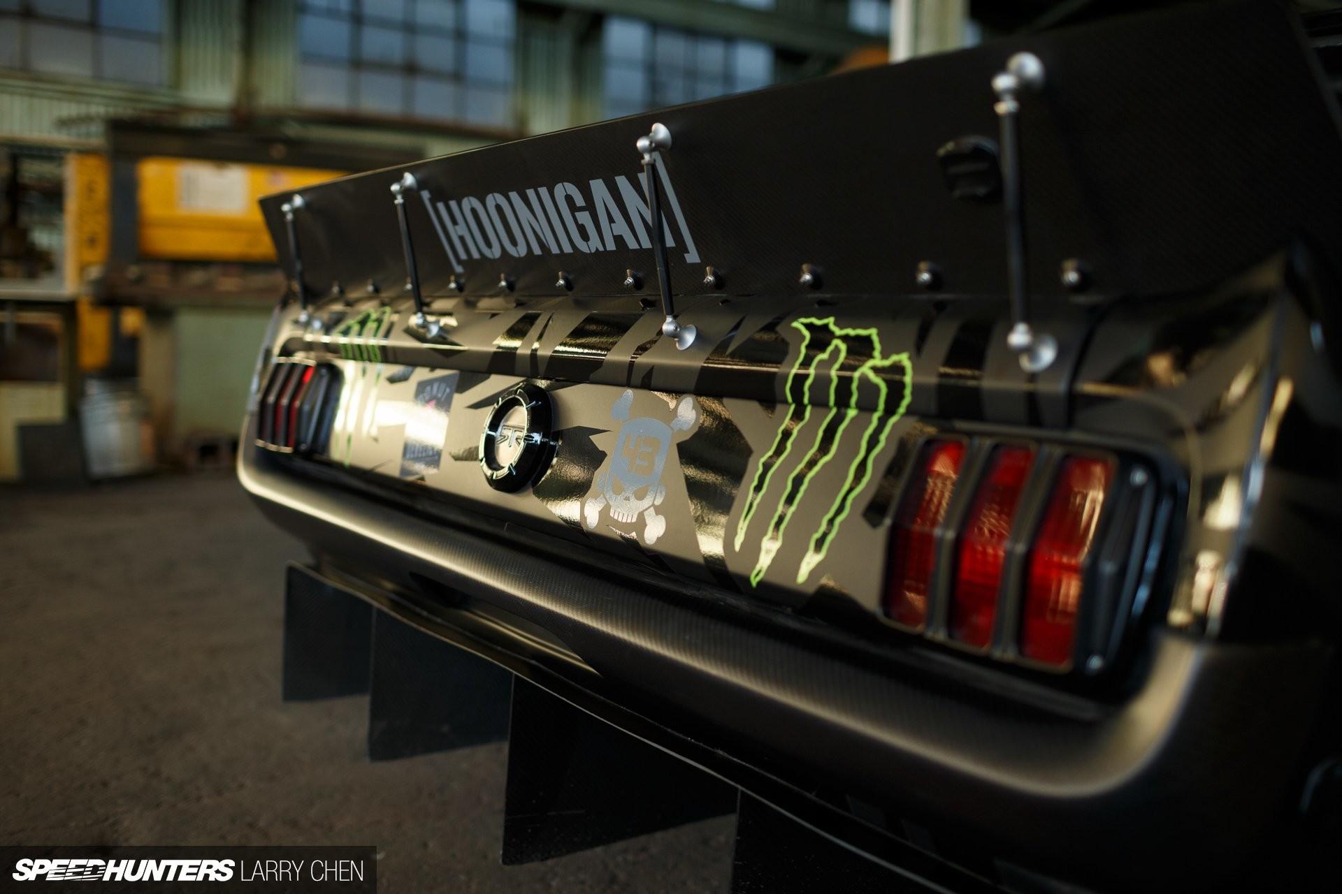 1965 Ford Mustang Hoonigan Asd Gymkhana Seven Drift - Hoonigan Wallpaper Hd - HD Wallpaper