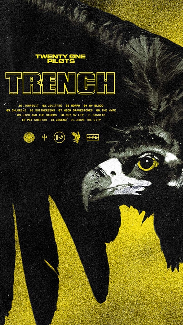 Trench, Clique, And Tøp Image - Twenty One Pilots Trench Songs - HD Wallpaper