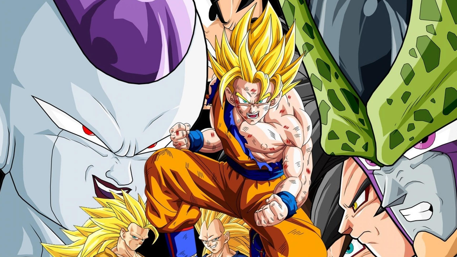 Goku Dragon Ball Z Hd Image Dragon Ball Wallpapers 1080 1920x1080 Wallpaper Teahub Io