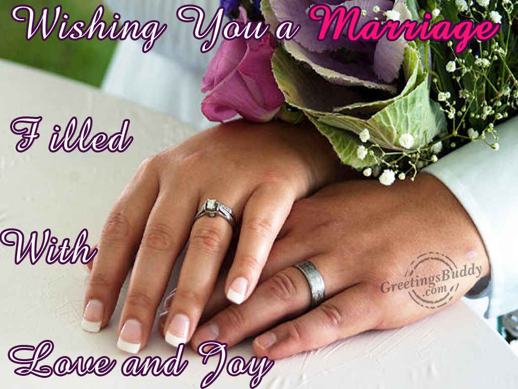 Wishing You A Marriage Happy Married Life Wishes Images Promise Day Images Hd 1024x768 Wallpaper Teahub Io