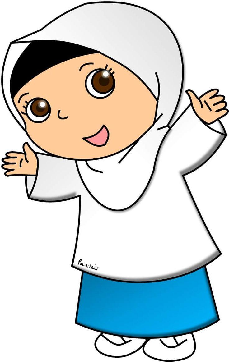 110 Best Kartun Doodle Images On Doodle, Doodles - Muslims Teachers Clip Art - HD Wallpaper