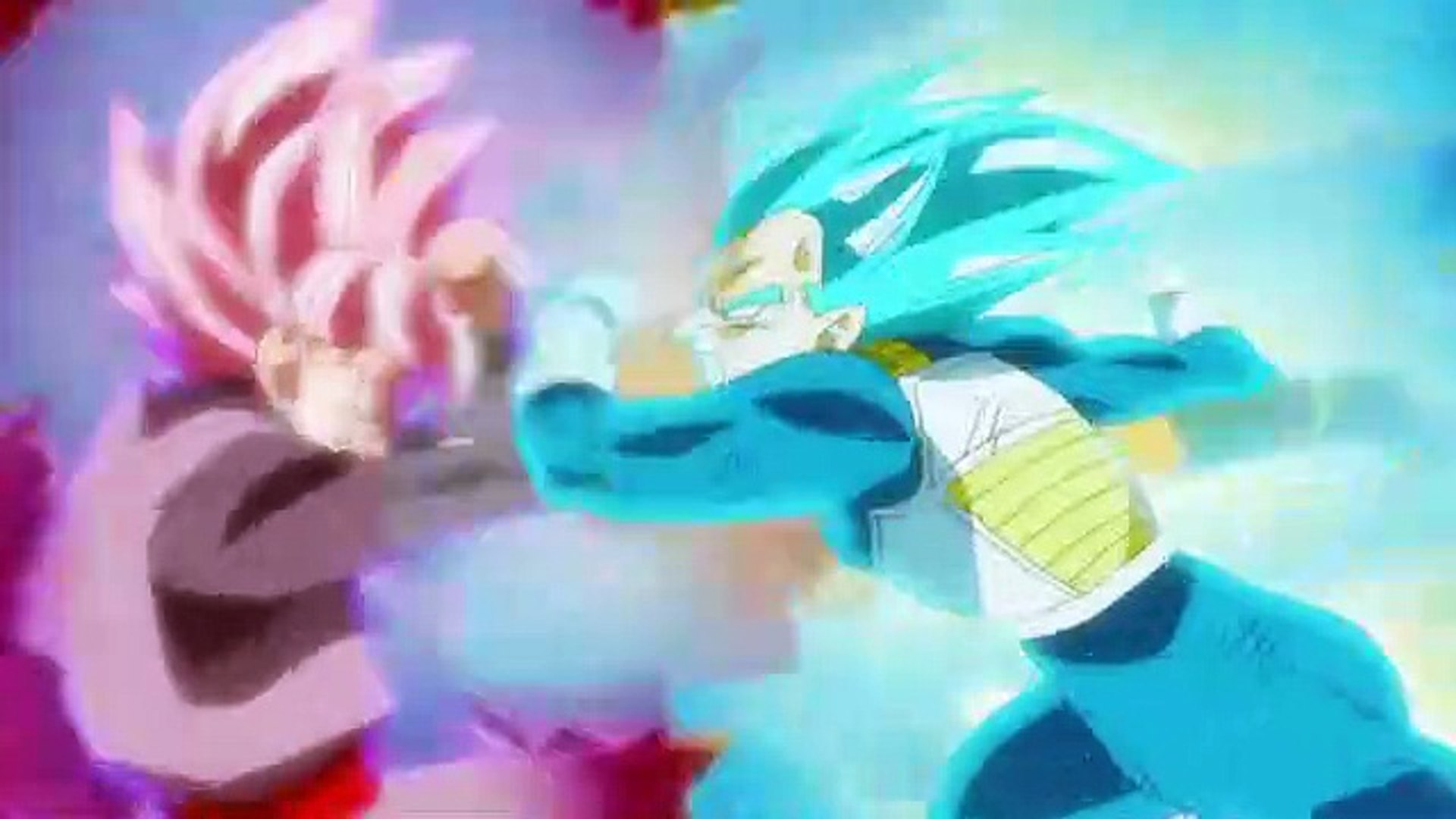 Dragon Ball Z Goku Black Vs Vegeta 1920x1080 Wallpaper Teahub Io