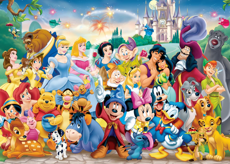 Disney Characters Wallpapers - Disney ...
