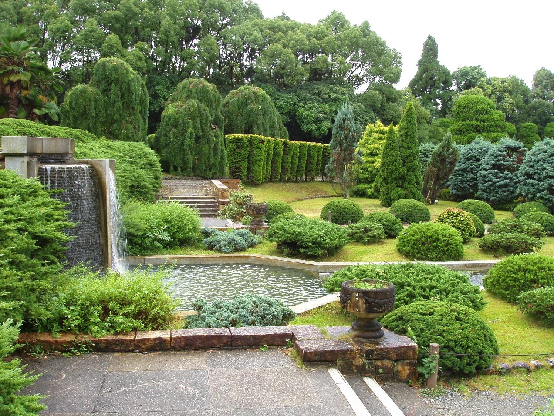 113 1130878 garden landscape slope ideas