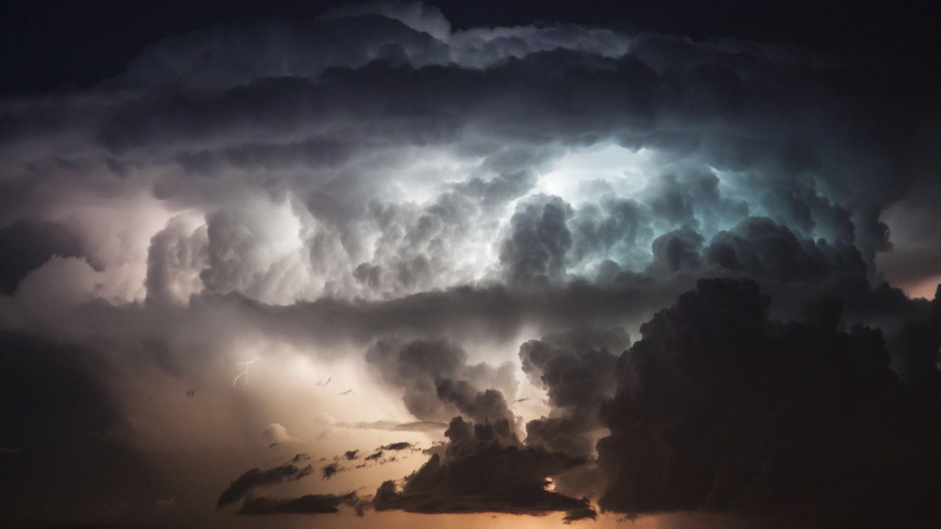 1920x1080, Thunderstorm Wallpaper   Data Id 291433 - Background Pc For Window 10 Thunderstorm - HD Wallpaper