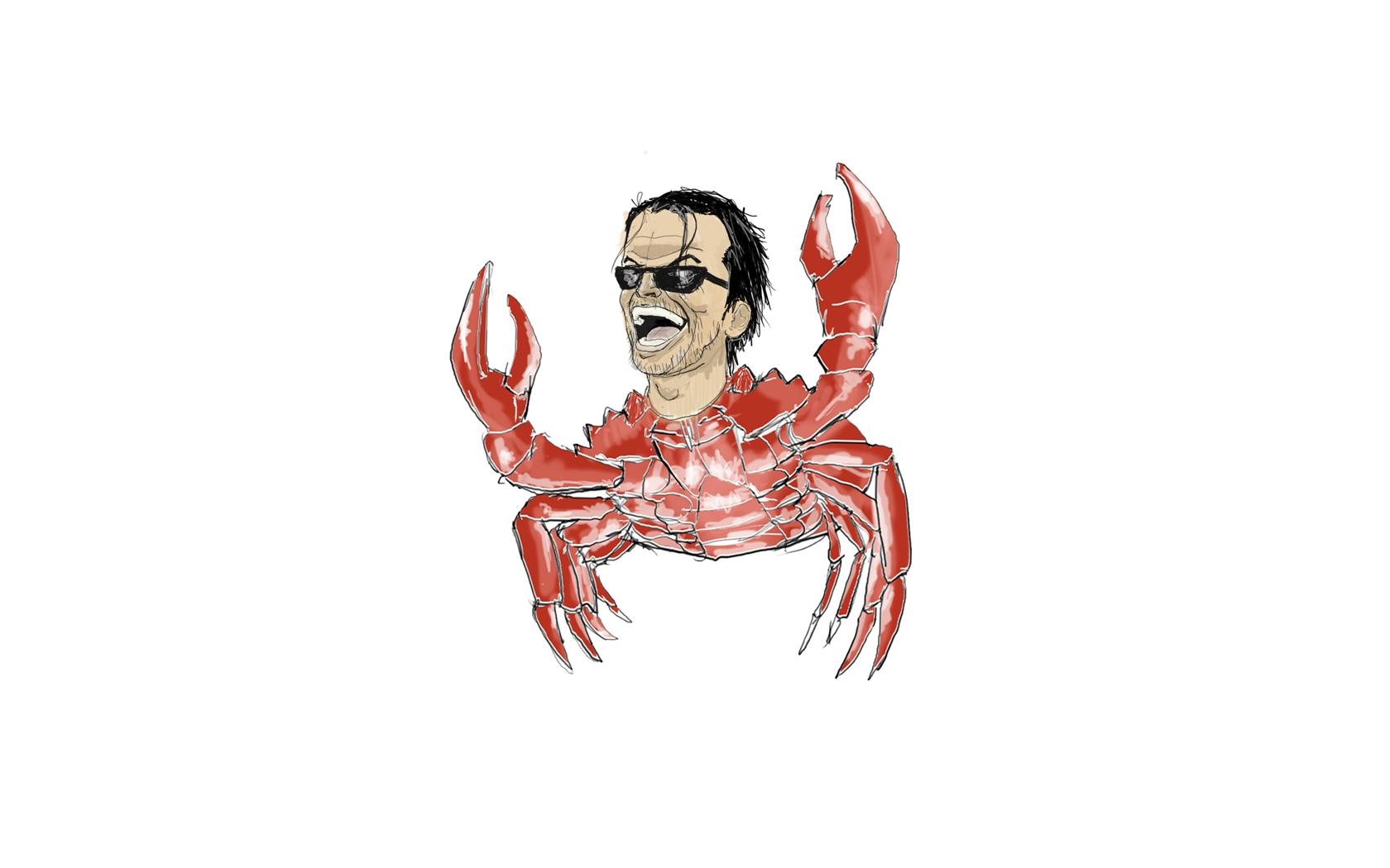 20+ Crab Nicholson Extreme Sleepover Wallpapers